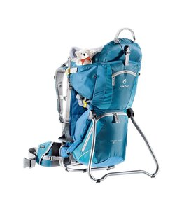 Deuter Kid Comfort 2 Child Carrier- Arctic/Denim