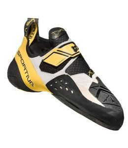 La Sportiva Men's Solution Climbing Shoes 38.5