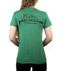Misty Mountain Women's Throwback T-shirt