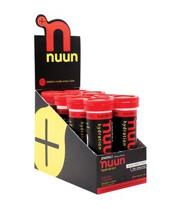 Nuun NUUN ENERGY CHERRY/LIME 10 TAB