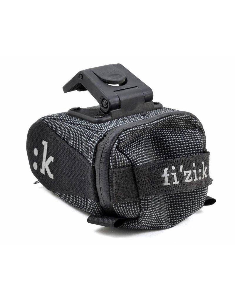 Fizik Fizik Saddle Bag Charcoal/Black Small