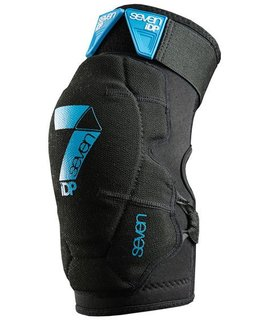 7iDP SEVEN Flex knee armor, black, Large