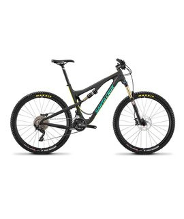 Santa Cruz Bicycles 5010 C R 2016 Matte Black/Yellow Extra Large