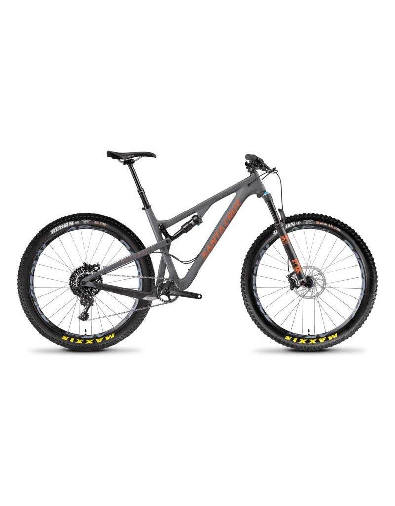 Santa Cruz Bicycles Santa Cruz Tallboy C S 2017