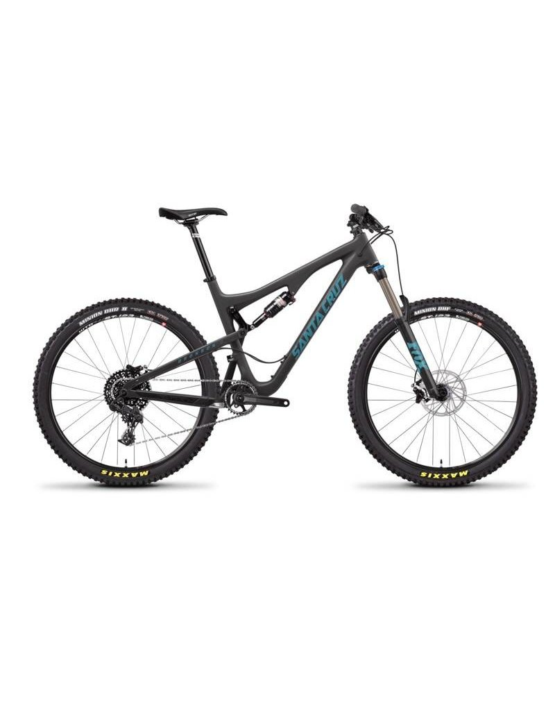 Santa Cruz Bicycles Santa Cruz Bronson C R1X 2017