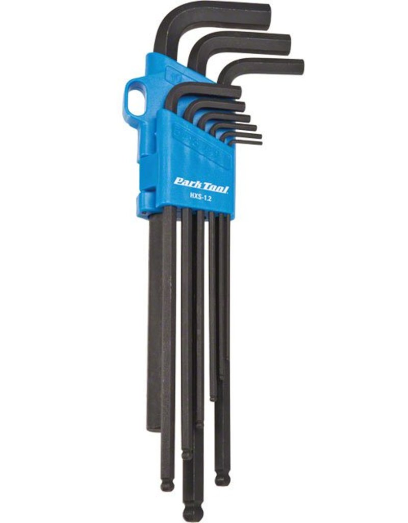 Park Tool Park Tool HXS-1.2 Professional L-Shaped Hex Set