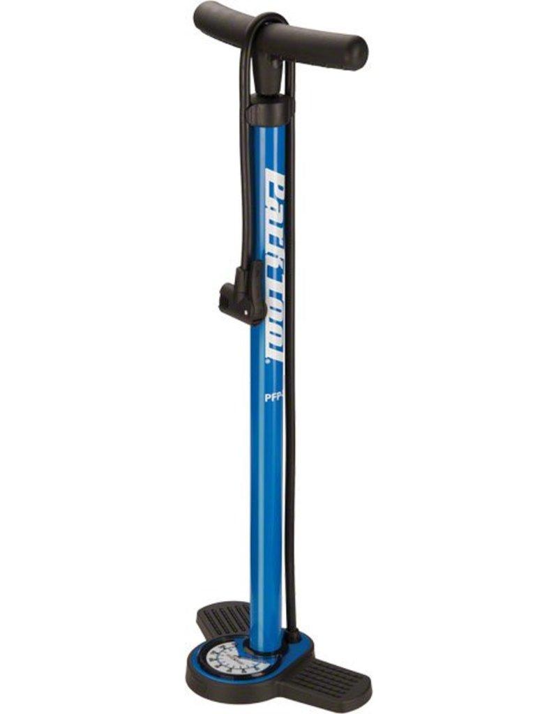 Park Tool Home Mechanic floor pump, PFP-8