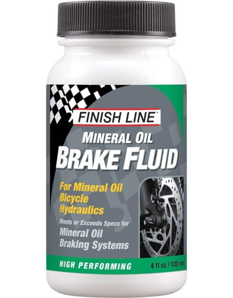 Finish Line Finish Line Mineral Oil Brake Fluid, 4oz