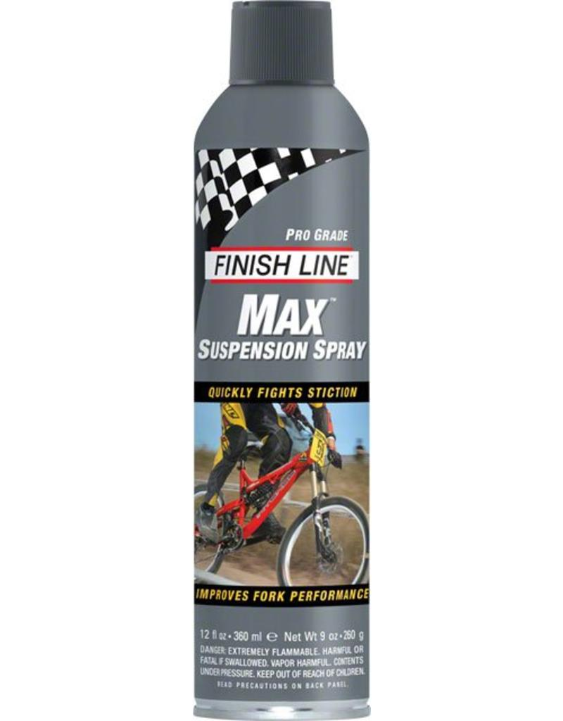 Finish Line Finish Line Max Suspension Spray, 12oz Aerosol