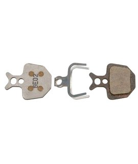 Formula Formula Oro Organic Disc Brake Pad: Alloy back Set
