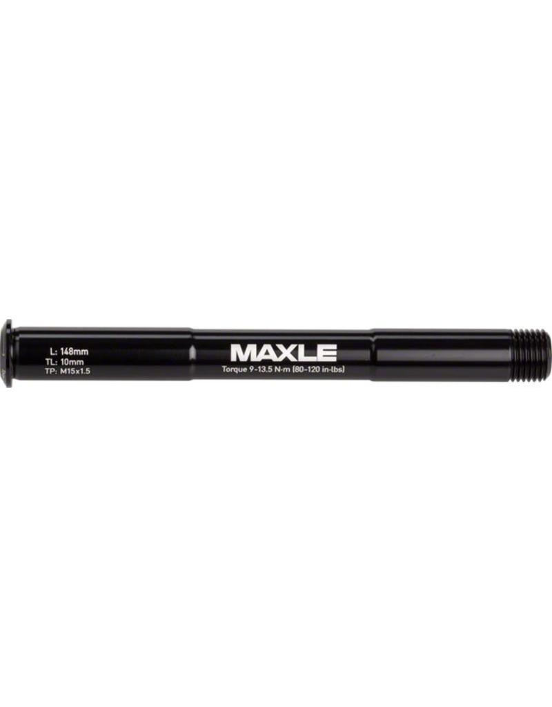 RockShox RockShox Maxle Stealth Front Thru Axle: 15x100mm