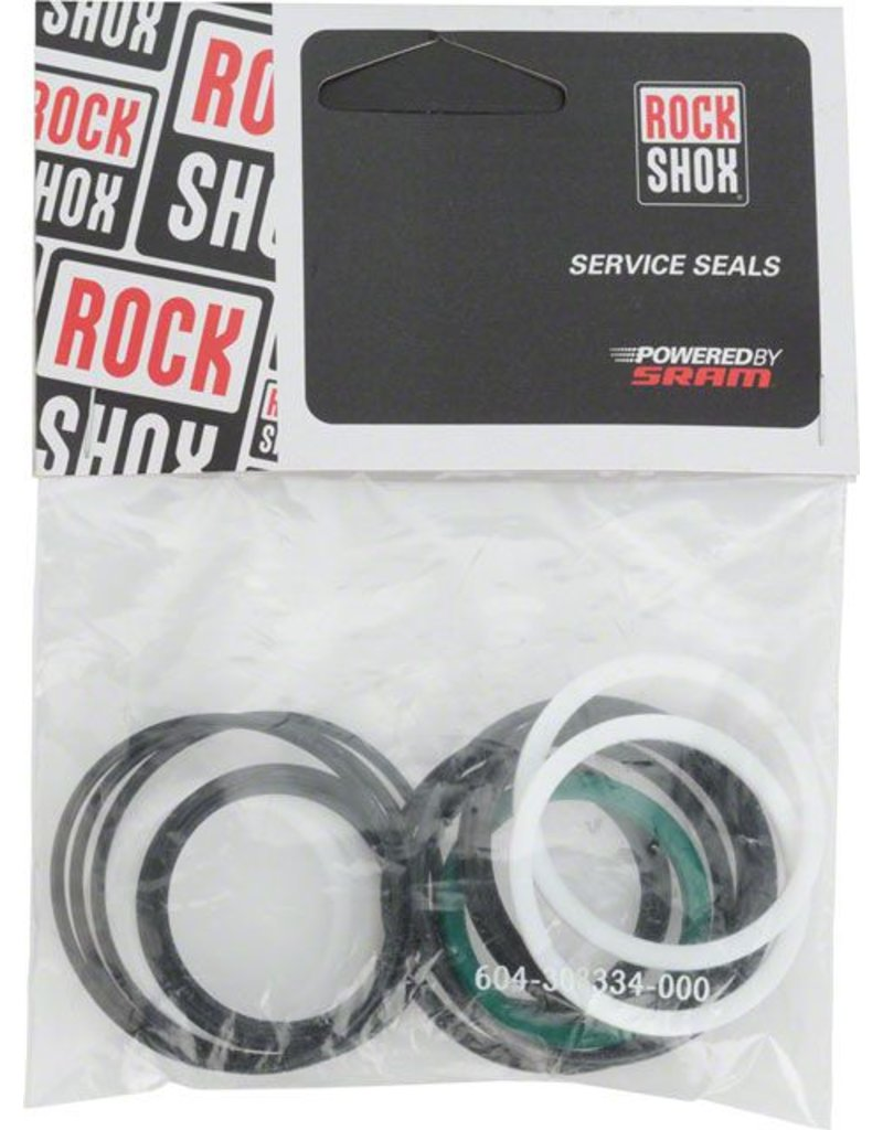 Rock Shox RockShox 50 hour Rear Shock Air Can Service Kit, Basic: Monarch DebonAir (2015+)