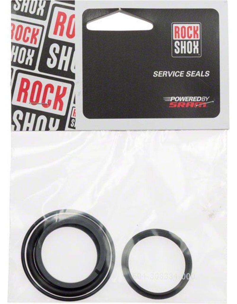 Rock Shox Rock Shox AM Rear Shock Air Can Service Kit, Basic - Ario/(Monarch 2008-2010)