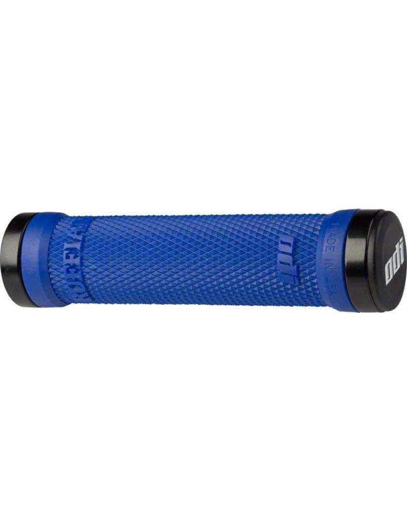 ODI ODI Lock-On MTB bonus pack, Ruffian - blue/blk