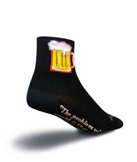 SockGuy Bevy socks, black - 5-9