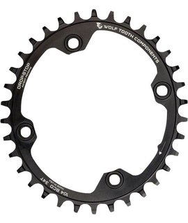Wolf Tooth Components Wolf Tooth Components Elliptical Drop-Stop Chainring: 32T x 104