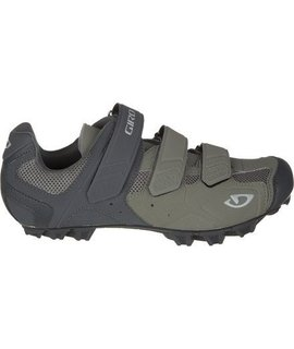 Giro Giro 2014 Carbide Men's Mountain Shoe Black/Charcoal, 44
