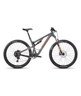 Santa Cruz Bicycles Tallboy C R1X 29 2017 Dark Grey & Rust Extra Large