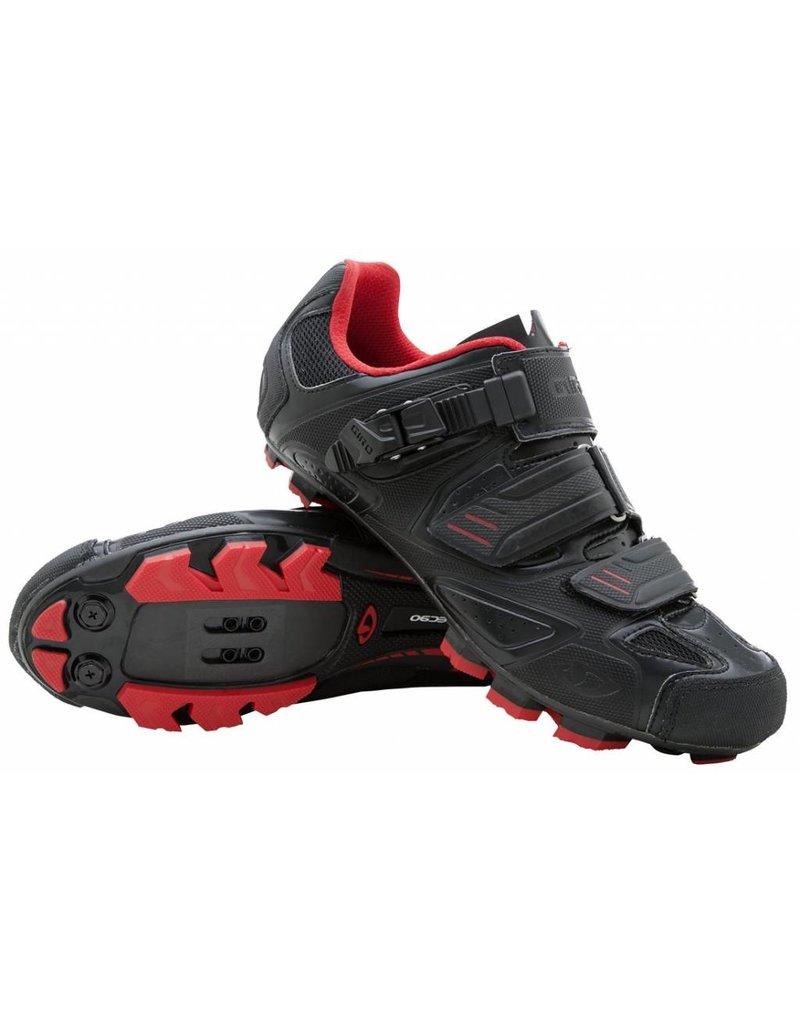 Giro Giro 2012 Code Mountain Shoe Black, 46