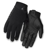Giro Giro Rivet ll Glove: Black Small