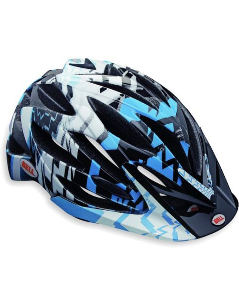 BELL Sports Bell Variant Helmet:Black/Cyan Large