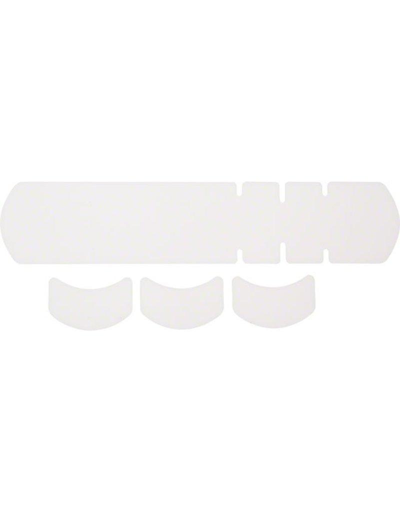 Lizard Skins Adhesive Bike Frame Protector, Large, Joyride Logo  Clear