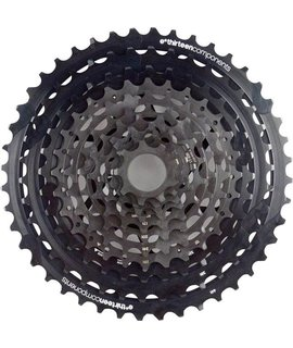 e*thirteen e*thirteen TRS Plus 11 speed 9-44t Cassette for XD Driver Freehubs, Black