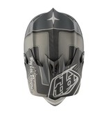 Troy Lee Designs Troy Lee Designs, D3 Carbon Mips Helmet, Starburst Black, Large