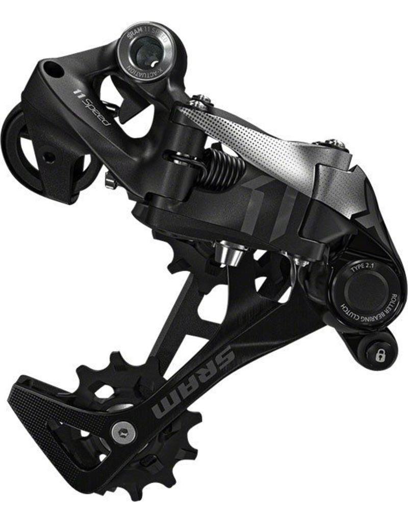 SRAM SRAM X01 11-Speed X-Horizon Type 2.1 Rear Derailleur Black Logo