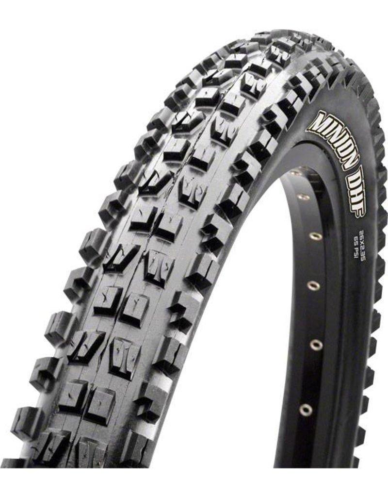 Maxxis Maxxis Minion DHF 27.5 x 2.50 Tire, Steel, 60tpi, 3C Maxx Grip