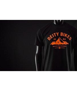 Deity Deity Heritage Tee Shirt