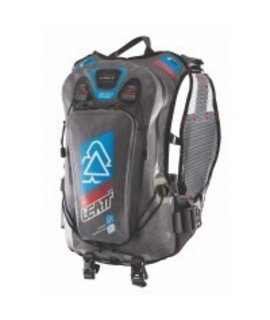 Leatt Leatt DBX Enduro Lite 2.0 Hydration Pack, Black/Blue/Orange