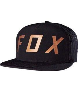 Fox Racing Fox Racing Caps Moth Snap Back Hat Black/Brown OS $34