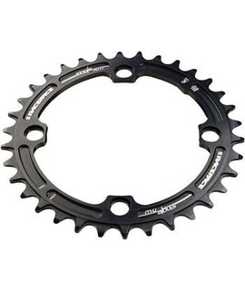 RaceFace Narrow-Wide Single Ring 36t x 104 Black