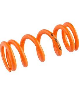 "Fox Fox SLS Coil Rear Shock Spring 500lbs x 2.25"" Stroke, Orange"