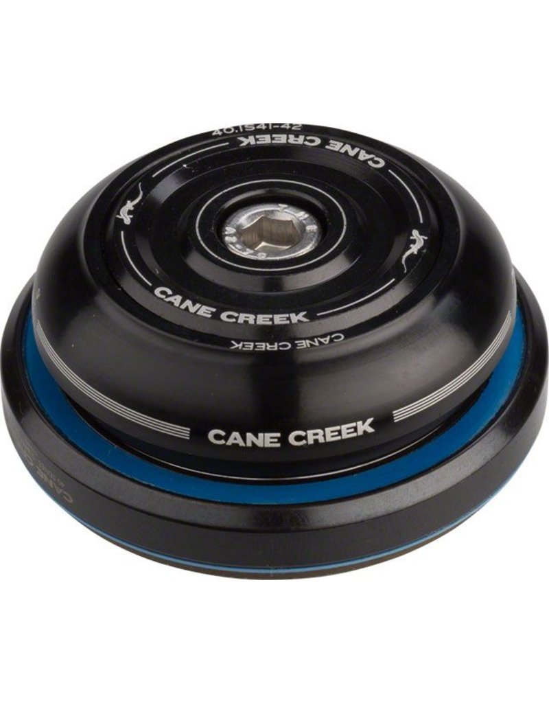 Cane Creek Cane Creek 40 IS41/28.6 IS52/40 Short Cover Headset, Black