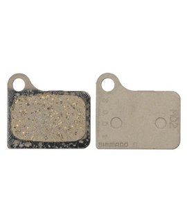 Shimano Shimano Disc Brake Pads: Resin Deore M02