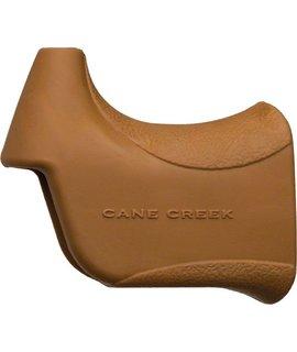Dia-Compe Dia-Compe Cane Creek Standard Non-Aero Hoods, Brown, Pair