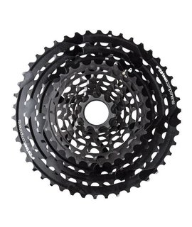 e*thirteen by The Hive e*thirteen TRSr 11 speed 9-46t Cassette for XD Driver Freehubs, Black