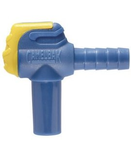 Camelbak Camelbak ErgoHydroLock 90-degree on/off fitting, blue/yellow
