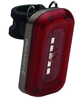 CENTRAL 50 REAR LIGHT BLACK