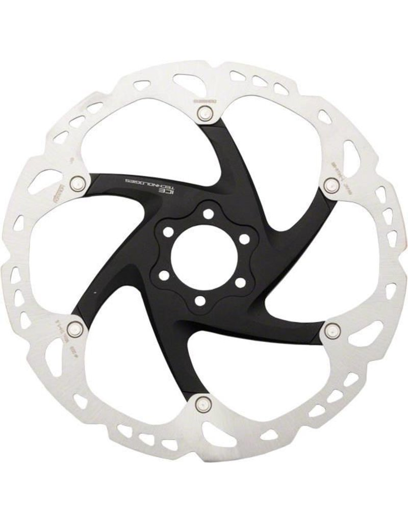 Shimano Shimano XT RT86L 203mm 6-Bolt IceTech Disc Brake Rotor
