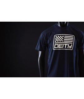 Deity Deity Race Day Tee Shirt