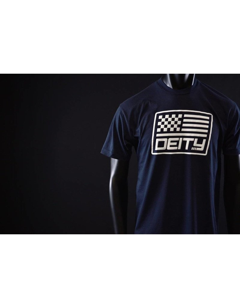 Deity Deity Race Day Tee Shirt