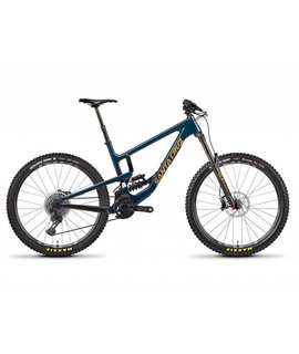 Santa Cruz Bicycles Nomad 4 C XE 2018