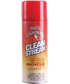 Clean Streak, 14oz aerosol  ORM-D