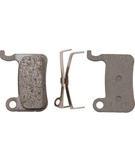 Shimano Shimano M07 Ti Resin Disc Brake Pads and Spring for XTR M975 M965, Saint M800, XT M765, Deore M545 M535, R505 Calipers