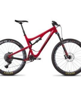 Santa Cruz Bicycles Santa Cruz 5010 2018 C S Sriracha/Black Medium