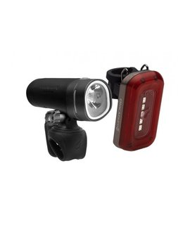 Blackburn Central Combo Light Set, 350 Front, 50 Rear