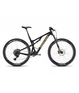 Santa Cruz Bicycles Santa Cruz Tallboy 2018 C 29 S Black/Tan Extra Large